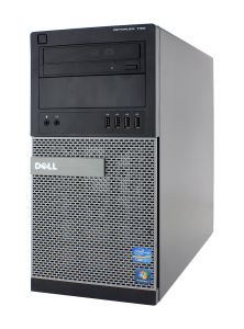 Dell OptiPlex 790 MT i7-2600 3,4GHz 8GB RAM 500GB HDD