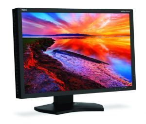 "Monitor Nec MultiSync PA241W 24"" IPS FULL HD"