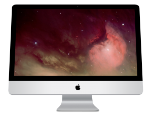 "APPLE iMAC 12.2 Intel Core i5-2500S 2,7GHz 8GB RAM 1TB HDD 27"" 2560x1440 RADEON HD6770M 512MB  kl. B"