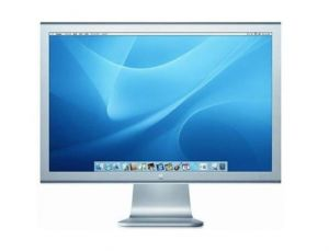 "Monitor Apple Cinema Display A1082 23"" 1920x1200"