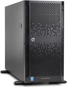 Serwer HP ProLiant ML350 G9 Xeon E5-2603v3 1,6GHz 16GB RAM 2x1TB+2x500GB SAS