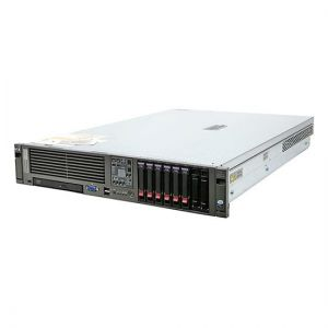 Serwer HP ProLiant DL380 G5 2x Xeon E5420 2,5GHz 32GB RAM 6x72GB SAS