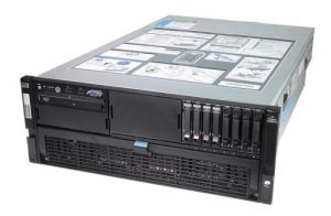 Serwer HP ProLiant DL580 G5 4x Xeon X7460 2,66GHz 128GB RAM 5x146GB SAS