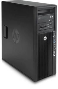 HP Z420 Xeon E5-1607v3 3GHz 16GB RAM 500GB HDD K2000