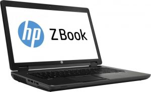 HP ZBook 17 G2 i7-4710MQ 2,5 GHz 8GB RAM 256GB SSD K2200M