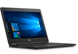 Dell Latitude E7470 i7-6600U 2,6GHz