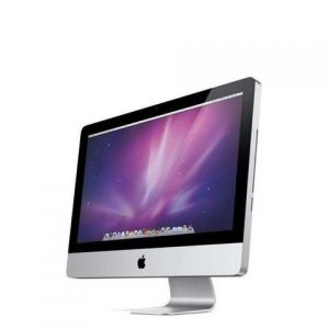"APPLE iMAC 8.1 C2D E8135 2,4GHz  20"" 1680x1050 Radeon HD2400XT-128MB"