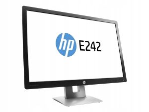 "Monitor HP E242 24"" 1920x1200 LED IPS"