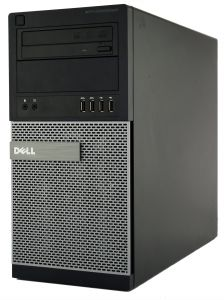 Dell Precision T1700 Xeon E3-1220v3 3,1 GHz 12 GB RAM 750GB HDD Obudowa od Della Optiplex