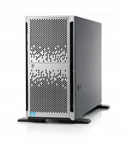 Serwer HP ProLiant ML350e G8v2 Xeon E5-2403v2 1,8GHz 24GB RAM 3x500GB SAS