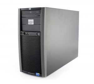 Serwer HP ProLiant ML310 G5P Xeon X3330 2.67GHz 8GB RAM 2x160GB