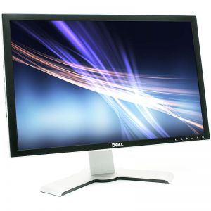 "Monitor Dell 2407WFP 24"" 1920x1200 LCD"