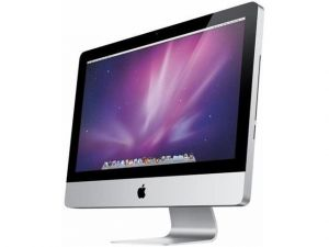 "APPLE iMAC 11.2 Intel Core i3-540 3,06GHz 4GB DDR3 500GB HDD 21,5"" 1920x1080 ATI RADEON HD4670 256 MB"