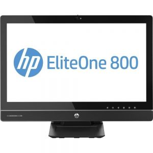 "HP EliteOne 800 G1 AIO i5-4570s 2,9GHz 8GB RAM 500GB HDD 23"" 1920x1080"