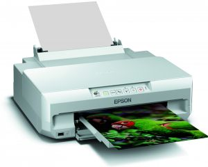 Drukarka EPSON XP-55 ATRAMENTOWA PHOTO KOLOR A4 WIFI Tusze:100%