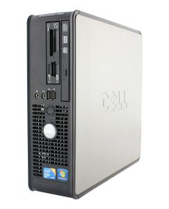 Dell OptiPlex 780 C2Q Q9400 2,66GHz 4GB RAM 320GB HDD