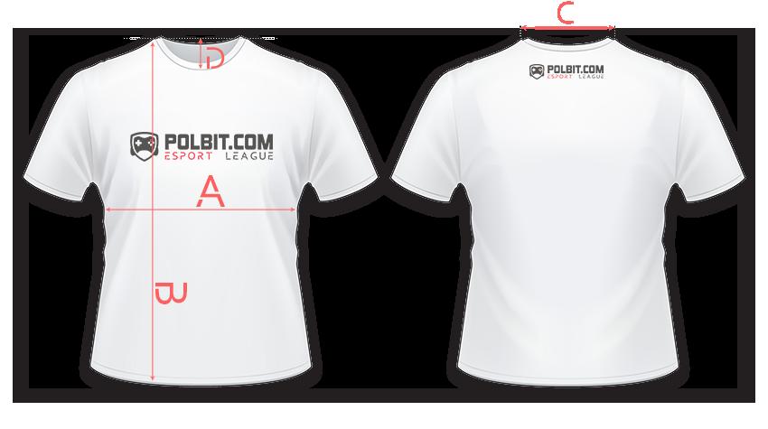 Oficjalna koszulka Polbit Esport League